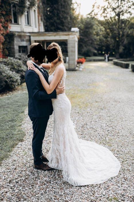 Piękna suknia ślubna Olsztyn - image 1
