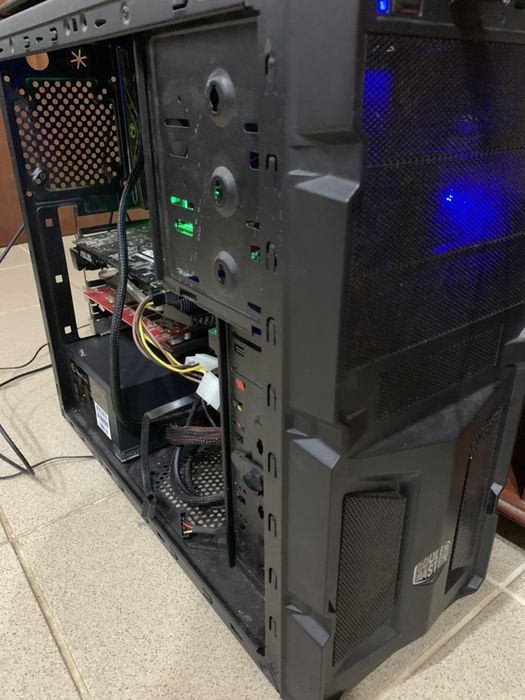 Pc Desktop Gamming AMD A10 8gb com 3 graficas Horta (Matriz) - imagem 1