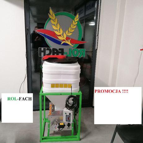 Podsiewacz nawozu 110 litr 4-rzędowy PROMOCJA