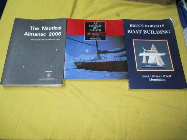 Livros Vários de Vela