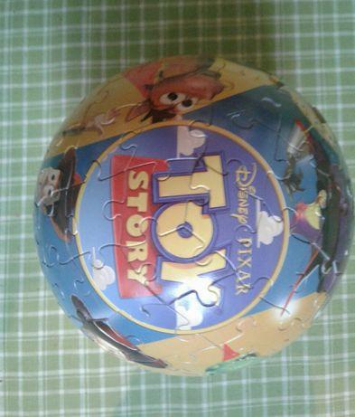 Мяч - пазл