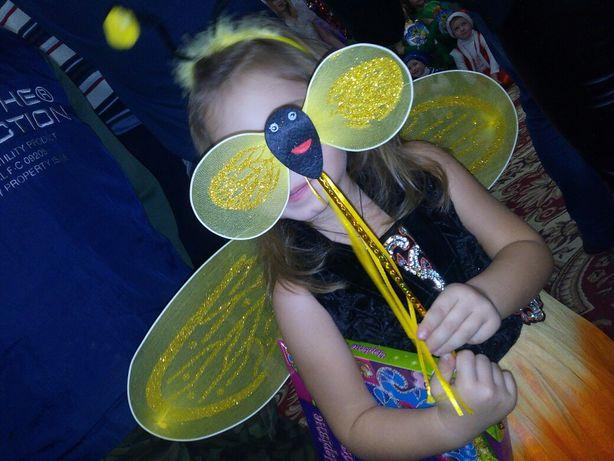 Образ пчёлки на Новый год