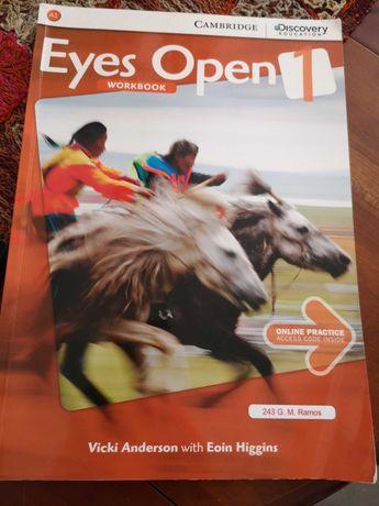 Eyes Open 1 - Cambridge