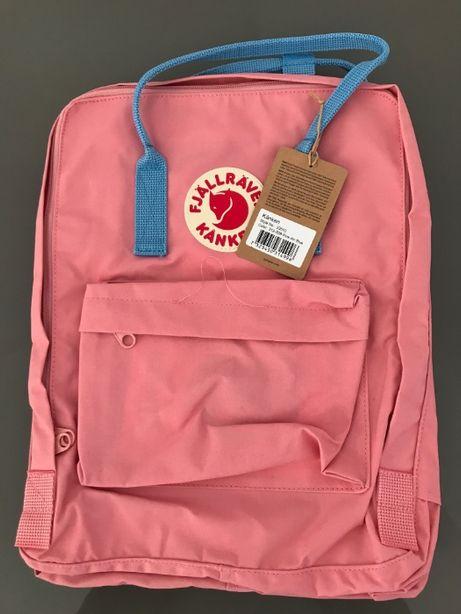 Plecak Kanken Fjallraven Pink-Air Blue