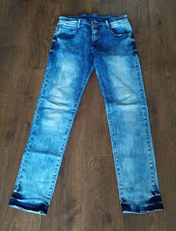 Spodnie jeansowe Young Reporter dla chłopca rozmiar 158