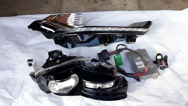 Ford led dynamic mondeo MK5 zestaw - soczewki ,odbłyśnik , sterownik