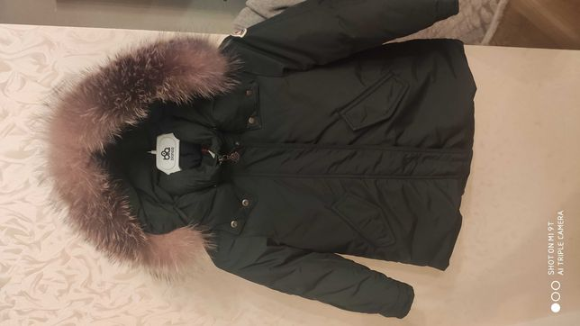 Курточка дело девочки
