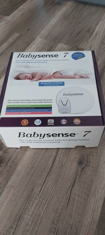 Sprzedam monitor oddechu Babysense 7
