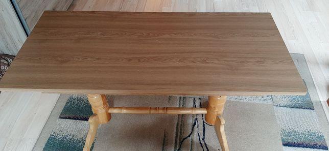 Ława drewniana regulowana wysokość