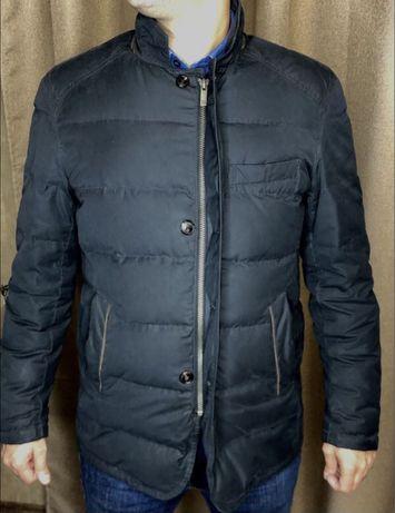 Зимняя Утеплённая куртка  massimo dutti