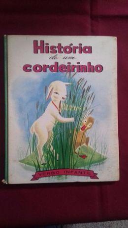 Livro VERBO Infantil - História de um Cordeirinho