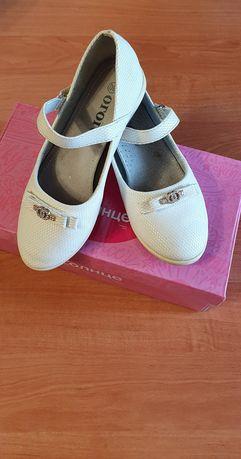 Симпатичні туфельки для вашої красуні