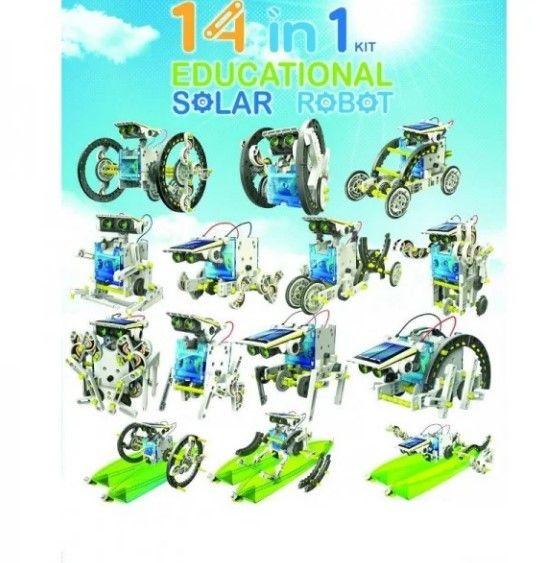 (на солнечных батареях) / 14 моделей / (увлекательное хобби). Запорожье - изображение 1