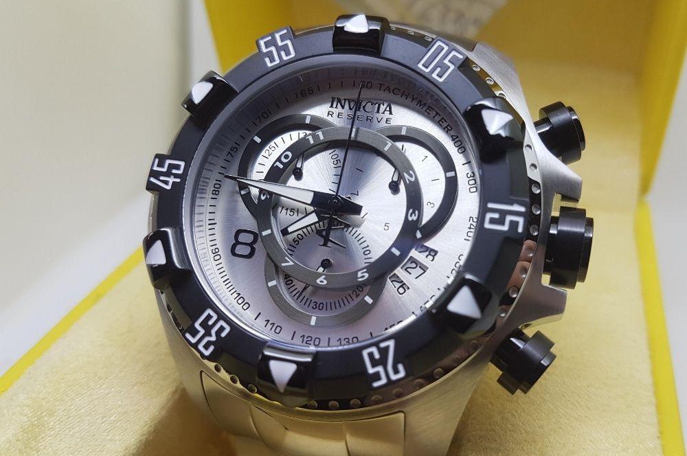 Nowy zegarek INVICTA EXCURSION 1881 SWISS ETA 52mm RONDA gw24 FV23 Sandomierz - image 1