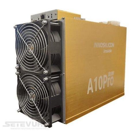 Asic-майнер Innosilicon A10 Pro+ 720 Mh/s 1350 Вт с БП