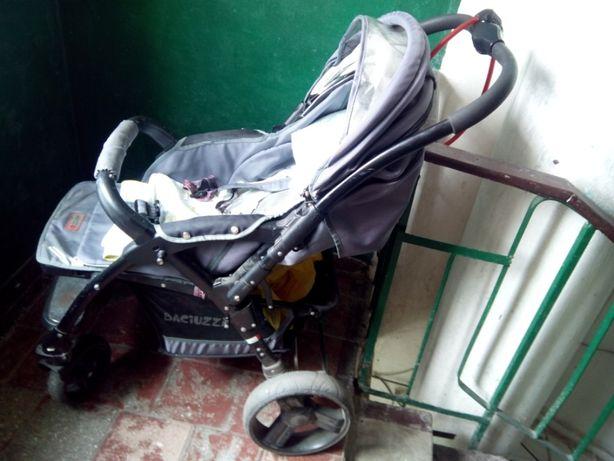коляска детская прогулочная и подарок