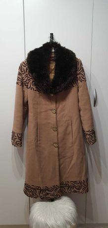 Płaszcz damski 85%wełna