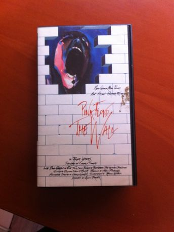 Cassette video The Wall
