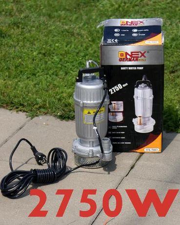 Pompa do wody brudnej oraz czystej z Sitem 2750W !