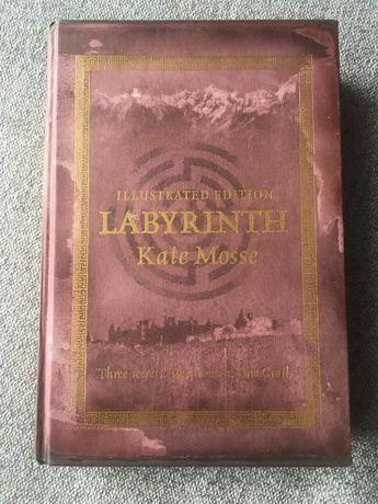Кейт Мосс Лабиринт. Исторический роман детектив исследование на англ.