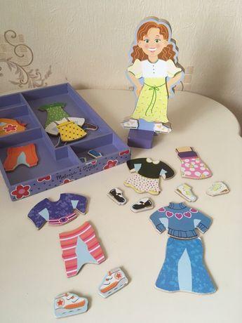 Развивающая игрушка для девочки от 3 лет,Melissa& Doug