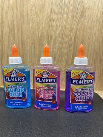 Прозорий клей Elmers
