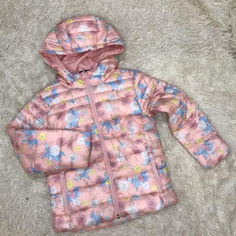Курточка куртка lupilu 4-5