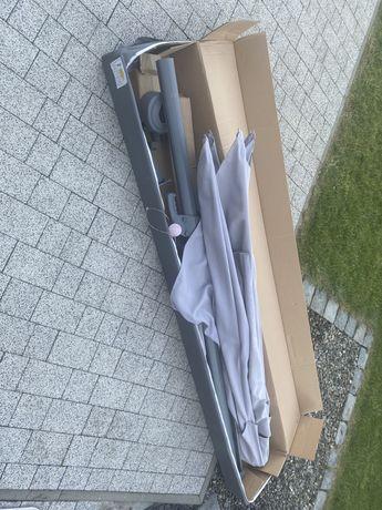 Parasol ogrodowy uszkodzony menorca jaya 300x300