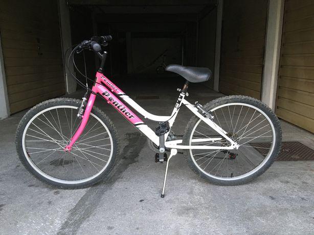 Bicicleta roda 24 de Menina