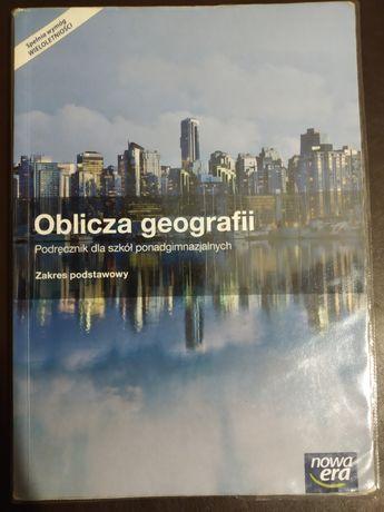 Oblicza geografii podręcznik zakres podstawowy