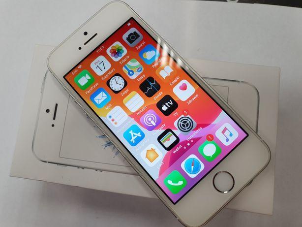 Iphone SE 32GB/ Silver/ 100% oryginał/ 100% sprawny/ Bateria BDB/ Gw