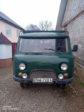 Продам УАЗ-3303 бортовий!