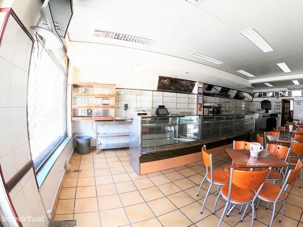 Café / Pastelaria, para arrendar no Cacém