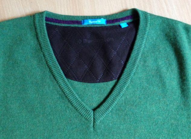 Свитер (джемпер) мужской Burlington 100% оригинал, размер L