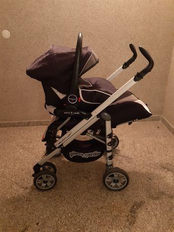 Passear o bebé em segurança e com estilo