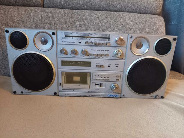 Radiomagnetofon stereofoniczny Condor