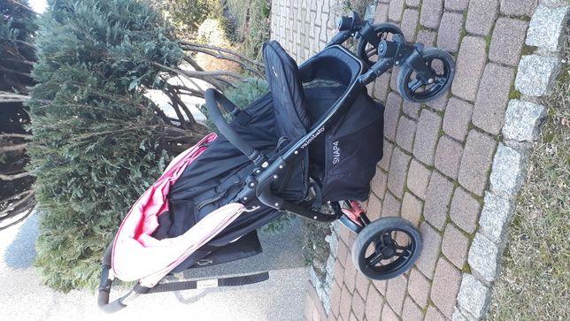 Wózek Valco Snap 4 różowy
