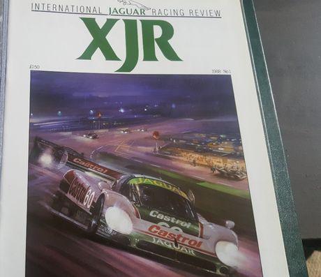 livros international jaguar racing review