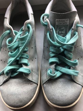 Adidas kolor miętowy wkładka 24,5 cm