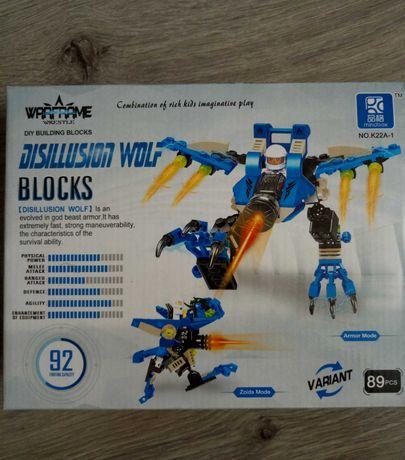 """WARFRAME"" конструктор, робот"