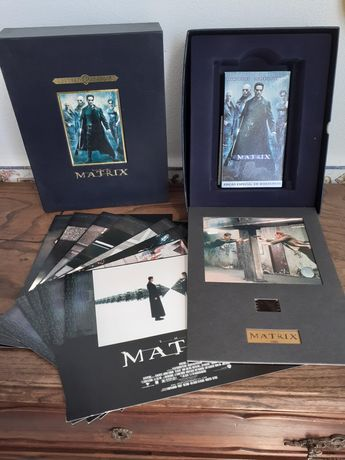 Box VHS the Matrix WB special edition