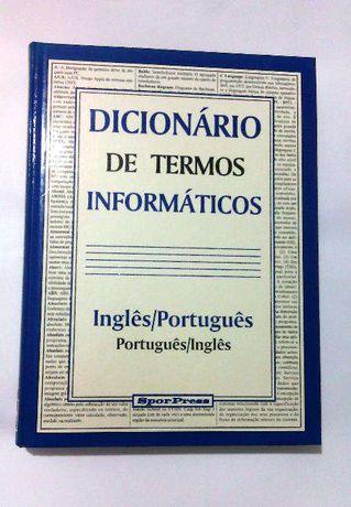 Dicionário de Termos Informáticos Inglês/Português - Português/Inglês