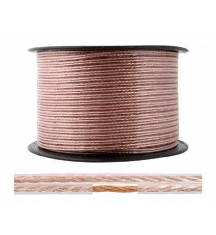 KABEL PRZEWÓD Cabletech 2x2,5mm2 głośnikowy kolumnowy CU cca OFC