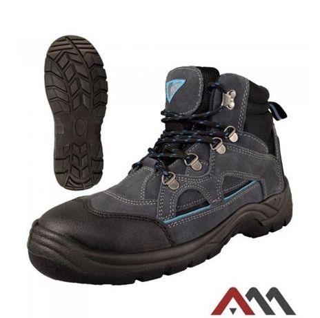Робоче польске взуття, ботинки рабочие с металическим носком