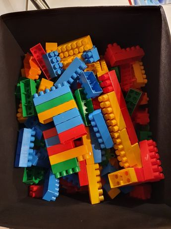 Klocki plastikowe konstrukcyjne