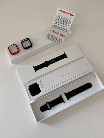 Apple watch serie 6 44mm com fatura 07/2021