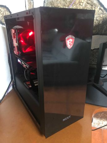 PC GAMING GTX 1070 i7-7700k