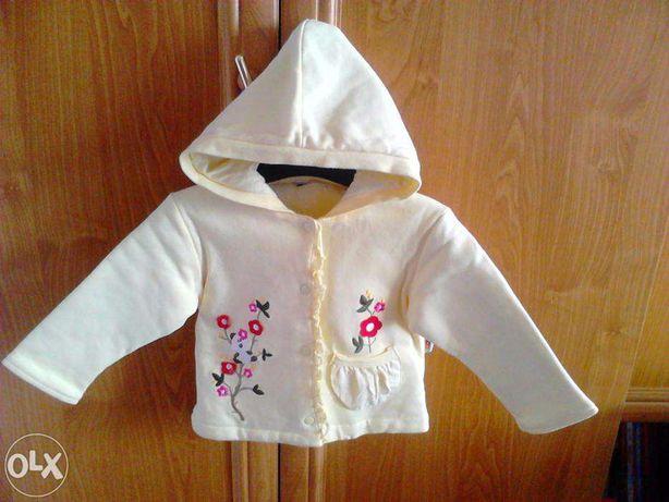 Wdzianko kurtka dla niemowlaka rozmiar 62