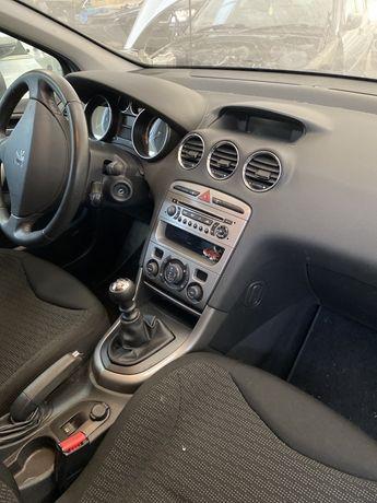 Peugeot 308 sw para peças