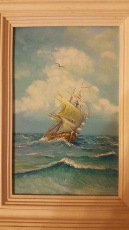 Картина маслом Море Онищенко В.П.